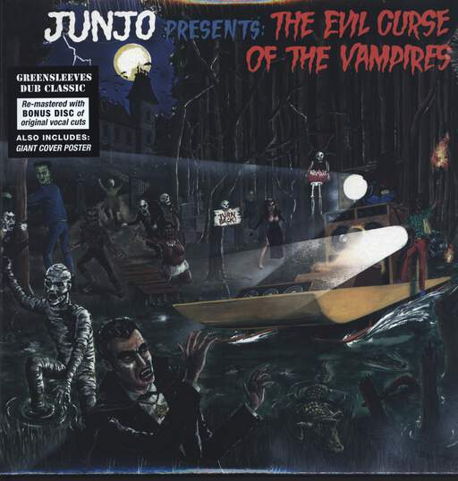 Henry ''Junjo'' Lawes The Evil Curse Of The Vampires