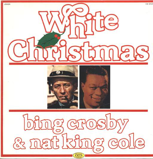 BING CROSBY - White Christmas - 33T