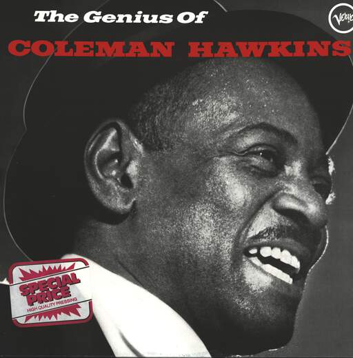 COLEMAN HAWKINS - The Genius Of Coleman Hawkins - 33T