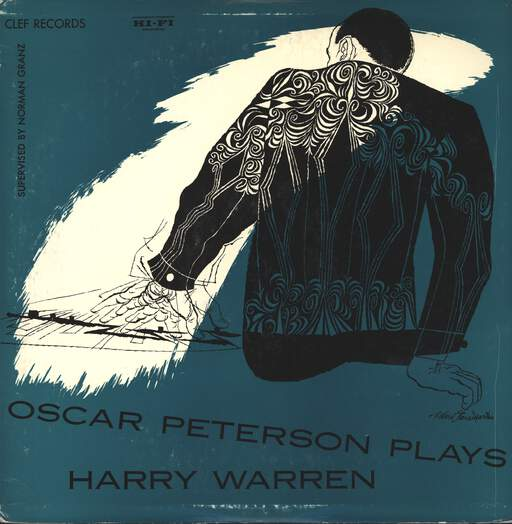 OSCAR PETERSON - Oscar Peterson Plays Harry Warren - 33T