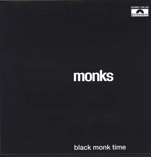 the monks black monk time