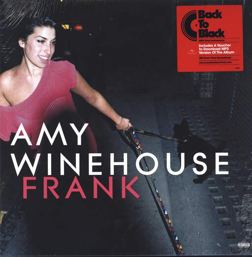 AMY WINEHOUSE - Frank - LP