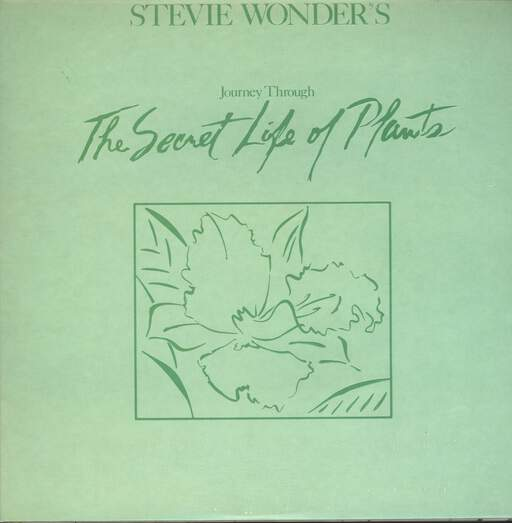 STEVIE WONDER - Journey Through The Secret Life Of Plants - 33T x 2