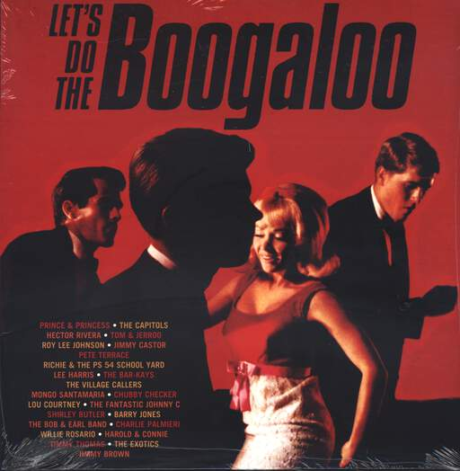 Various Let's Do The Boogaloo