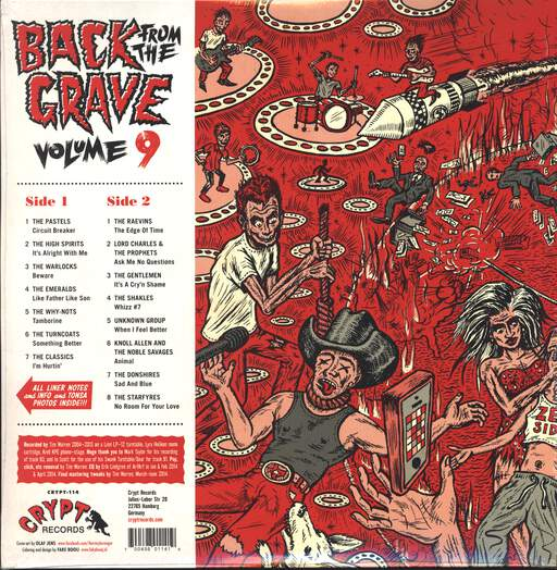 Various Back From The Grave Volume 9