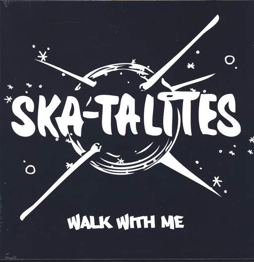 THE SKATALITES - Walk With Me - 33T