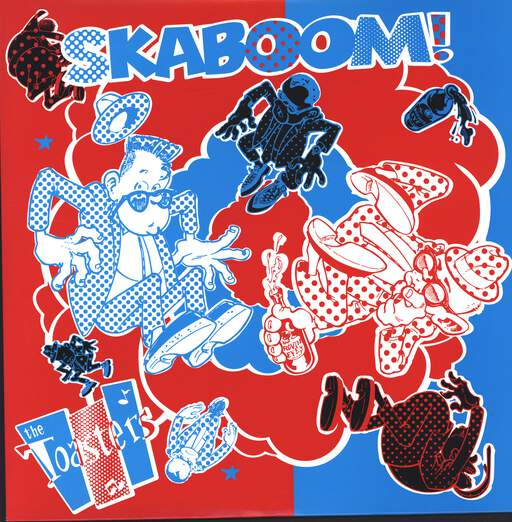 THE TOASTERS - Skaboom - 33T