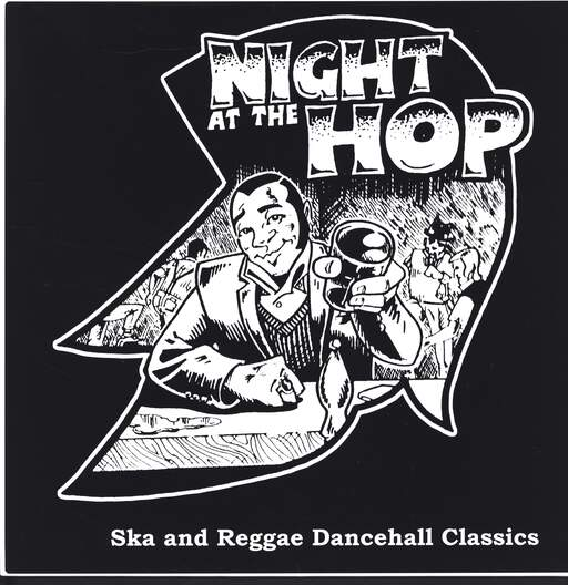 VARIOUS - Night At The Hop (Ska And Reggae Dancehall Classics) - 33T