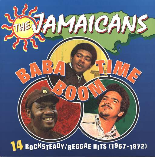 THE JAMAICANS - Baba Boom Time - 33T