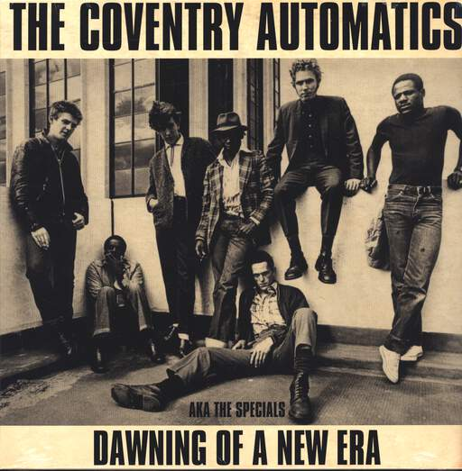 THE COVENTRY AUTOMATICS - Dawning Of A New Era - 33T