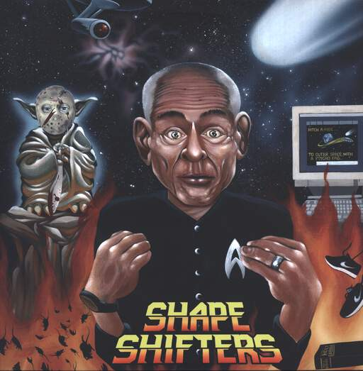 The Shape Shifters Adopted By Aliens