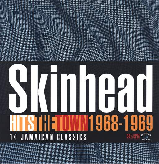 VARIOUS - Skinhead Hits The Town 1968-1969 - 33T