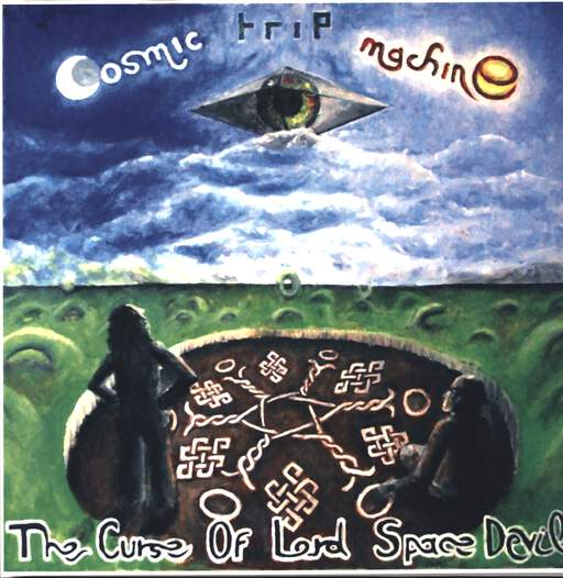 Cosmic Trip Machine The Curse Of Lord Space Devil