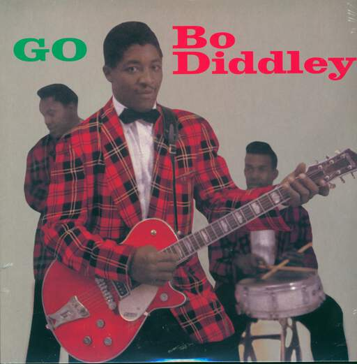 Bo Diddley - Go Bo Diddley - 33T