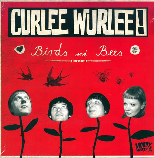 Curlee Wurlee Birds and Bees