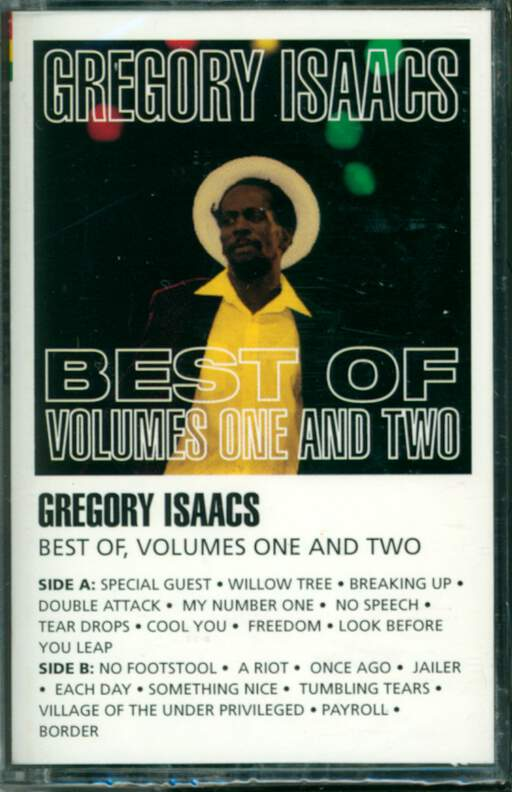 Gregory Isaacs Best Of Volumes One And Two