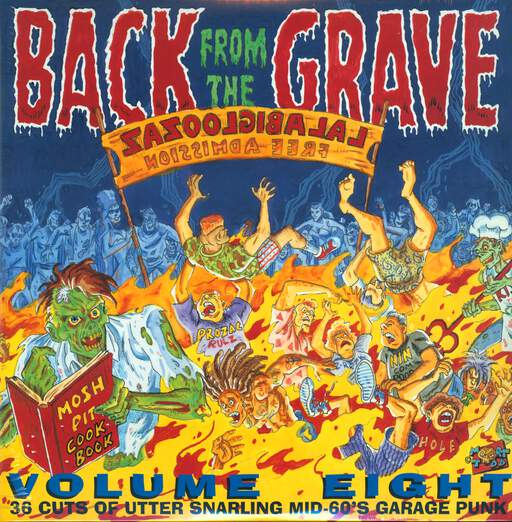 Various Back From The Grave Volume 8