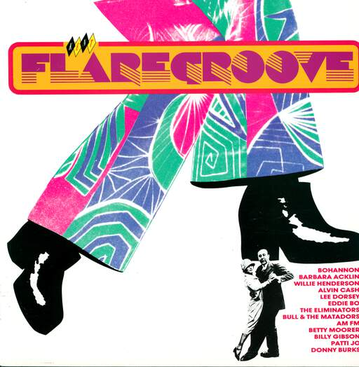 Various Flare Groove