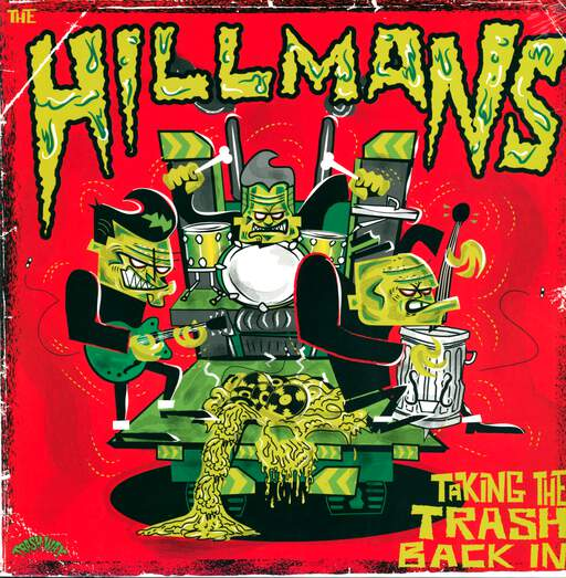 The Hillmans Taking The Trash Back In