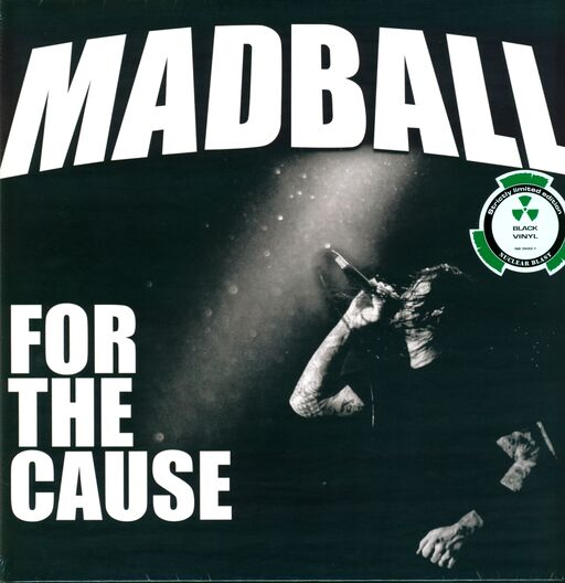MADBALL - For The Cause - 33T