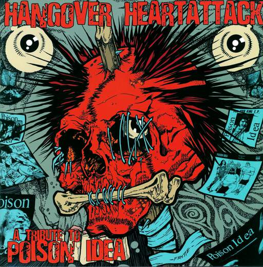 Various Hangover Heartattack - A Tribute To Poison Idea
