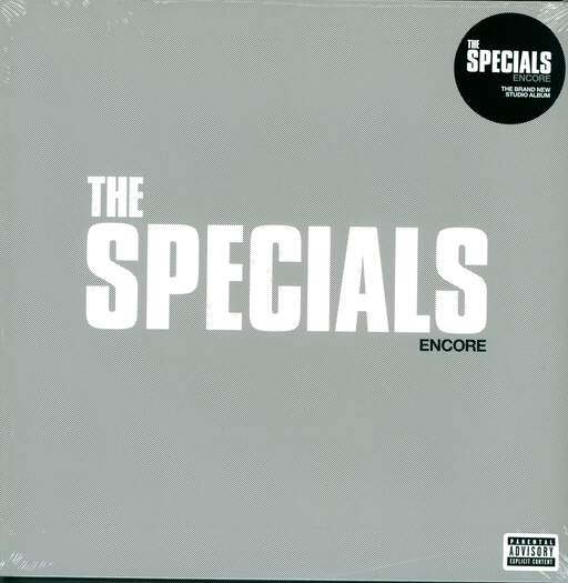 THE SPECIALS - Encore - 33T