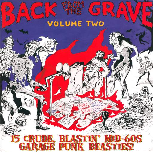Various Back From The Grave Volume 2