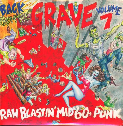 Various Back From The Grave Volume 7