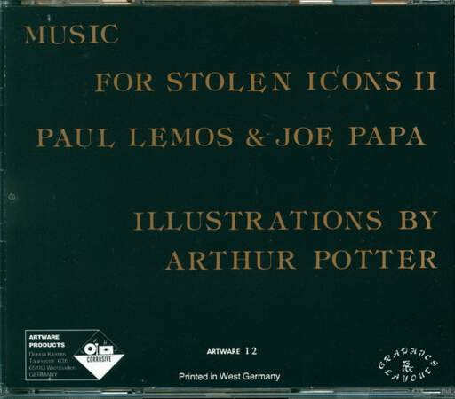 Paul Lemos Music For Stolen Icons II