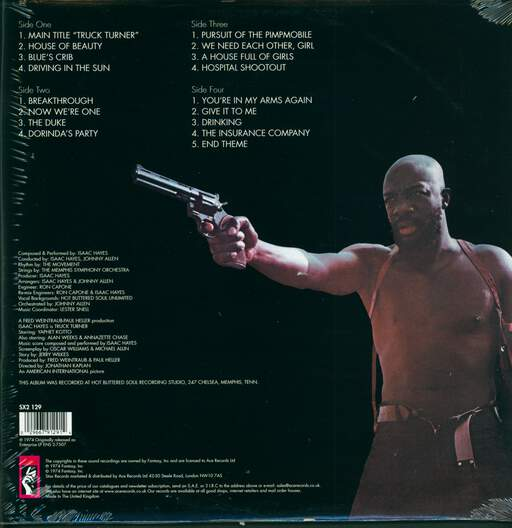 Isaac Hayes Truck Turner (Original Soundtrack)