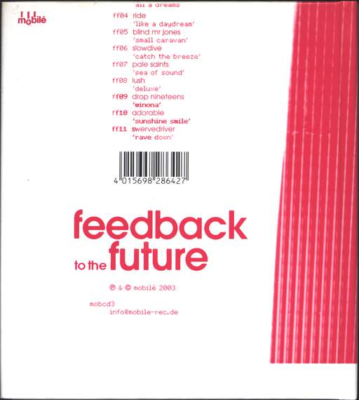 Various Feedback To The Future