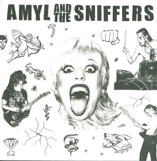 amyl and the sniffers amyl and the sniffers