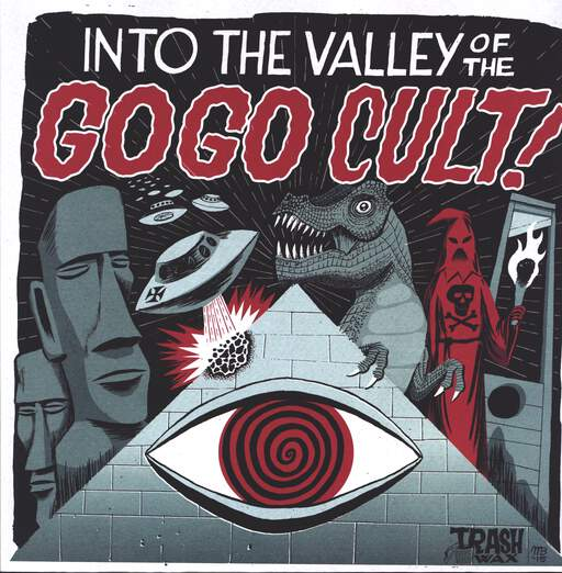 GO GO CULT - Into The Valley Of The Go Go Cult - 33T
