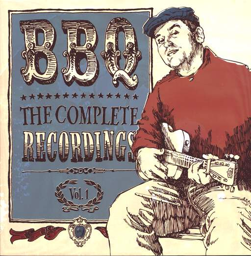 BBQ - The Complete Recordings Vol. 1 - 33T