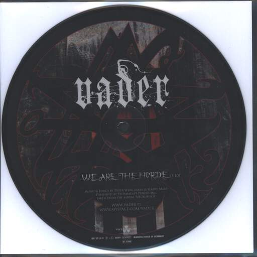 Vader We Are The Horde / Permitting The Noble Dead To Descend To The Underworld