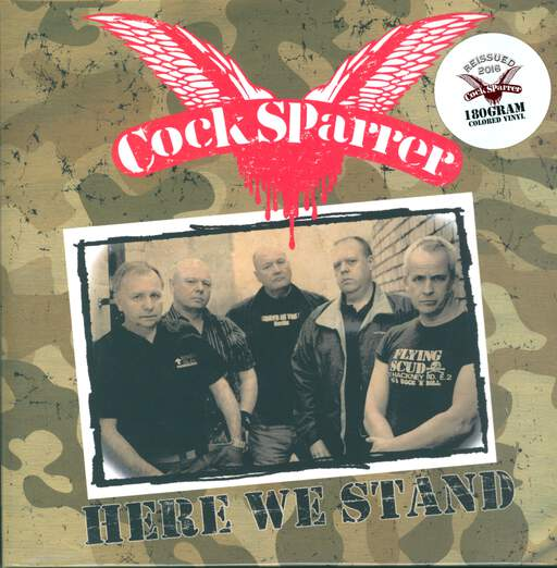 Cock sparrer here we stand album lyrics, superhead pussy lip pics