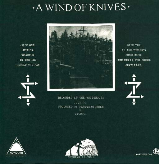 Zygote A Wind Of Knives