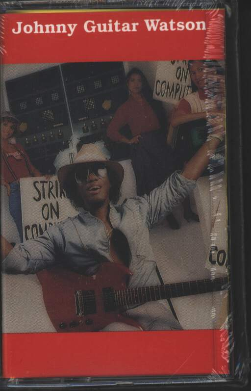 Johnny Guitar Watson Strike On Computers