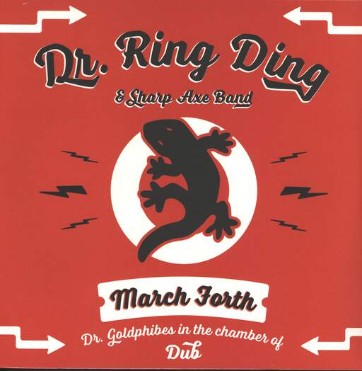 DR. RING-DING - March Forth - LP