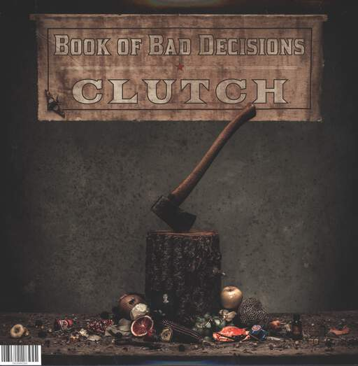 Clutch Book Of Bad Decisions