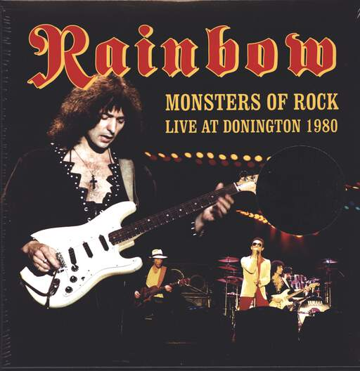 RAINBOW - Monsters Of Rock: Live At Donington 1980 - 33T x 2