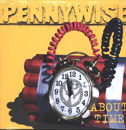 PENNYWISE - About Time - 33T
