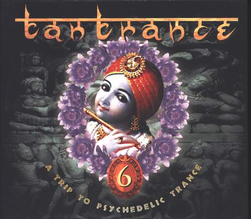 VARIOUS - Tantrance 6 - A Trip To Psychedelic Trance - CD x 2