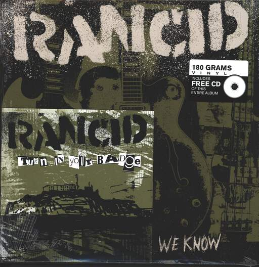 RANCID - ...Honor Is All We Know - 33T