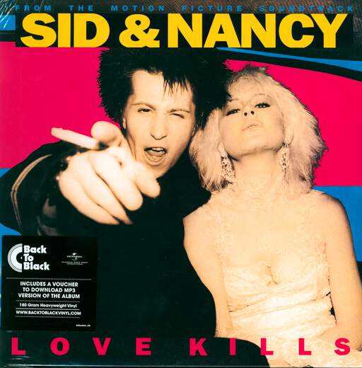 Various Sid And Nancy: Love Kills (Music From The Motion Picture Soundtrack)