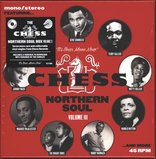 Various Chess Northern Soul Volume III