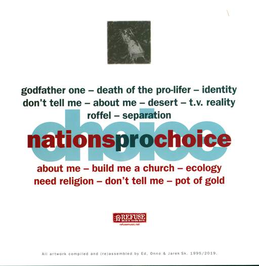 Nations on Fire Death Of The Pro-Lifer