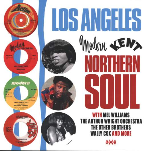 Various - Los Angeles Modern Kent Northern Soul - 33T
