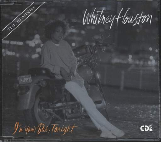 WHITNEY HOUSTON - I'm Your Baby Tonight (The Remixes) - MCD