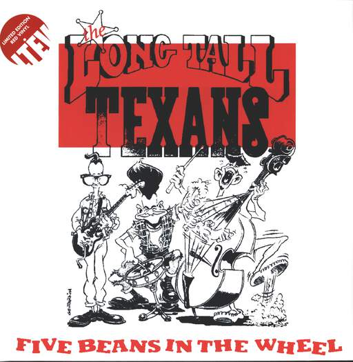 LONG TALL TEXANS - Five Beans In The Wheel - 33T x 2